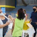 Osasco realiza Mega Pontos de Vacinação para adolescentes
