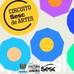 Cultura de Jandira convida os moradores para acompanharem Evento de Artes do SESC